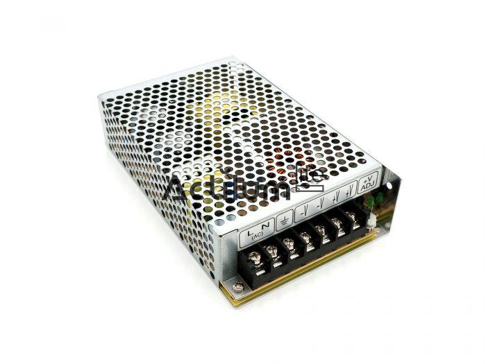 Fuente de alimentación caja metálica MW RS100-12