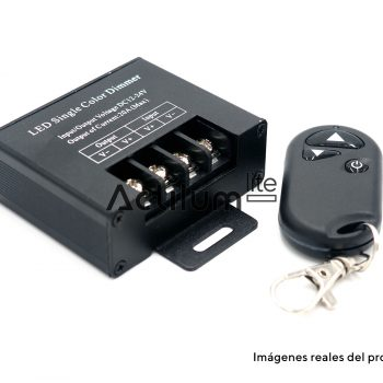 Regulador Dimmer LED 1 canal