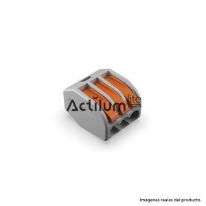 Conector Compacto Wago