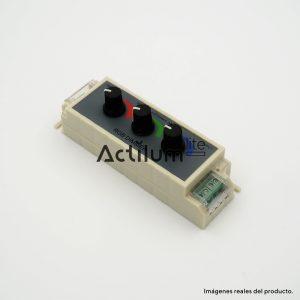 Controlador Dimmer LED RGB