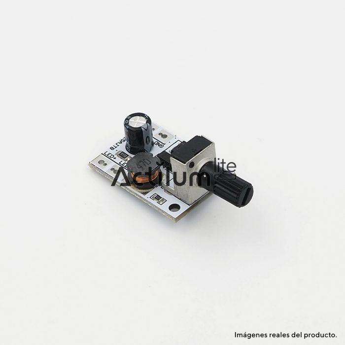 Regulador Dimmer LED DC-DC PWM
