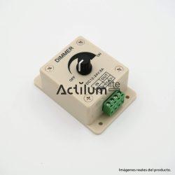 Regulador LED con potenciómetro
