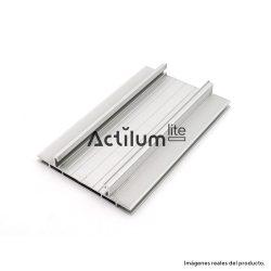 Perfil de Aluminio Lightbox Doble Cara